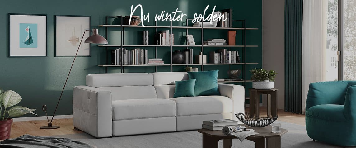 Natuzzi winter sales!